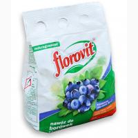 FLOROVIT 1 кг, Удобрение для подкормки голубики (лохини) весной