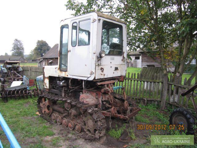 Гусеничный трактор КТЗ Т-70: устройство, технические.