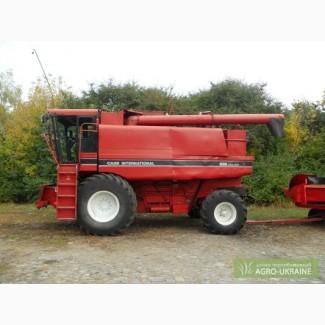 Продам комбайн зерноуборочный CASE IH 1666
