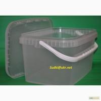 Контейнер пластиковый для упаковки 3, 3л