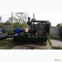Производим дизельные насосные станции