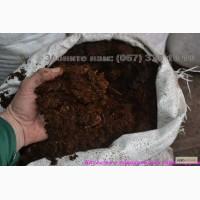 Перегной в мешках Гостомель Буча Конский перегной Киевская область Удобрение