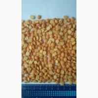 Продам горох желтый (колотый) полированный контейнерными партиями