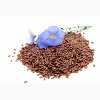 Куплю льон коричневий