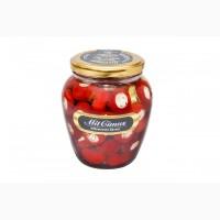 Перчик Черри красный фаршированный сыром «Фета» 0, 72 л