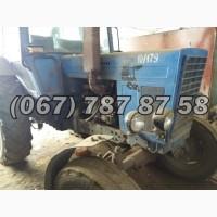 Срочно продам трактор МТЗ 80, разукомплектован