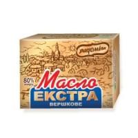 Масло сливочное «Экстра» 80%