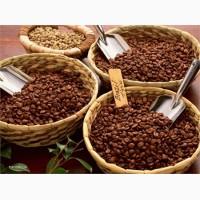 Кофе натуральный свежеобжаренный в зернах. Кофейные бленды или арабика 100 % Киев Опт