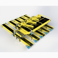 Комплексная автоматизированная сортировочная система