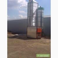 Сушка зерна и бобовых