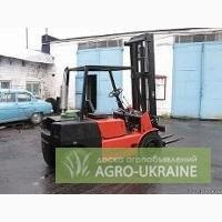 Продам болгарские б/у погрузчики Балканкар, вилочные дизельные и электро