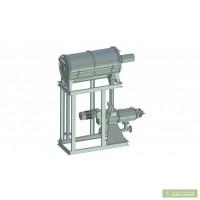 Сепаратор для барди, прес барди, сушильна установка