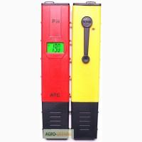 PH метр PH-2012 ( 6012 ) - бюджетный прибор для измерения pH ( рн-метр ). АТС