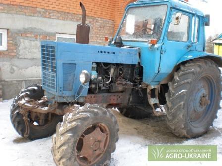 Трактор МТЗ-82 50000грн. Продам   купить 043828b8c6523