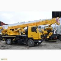 Новый автокран КС-3579-С-02 Машека 15 тонн Евро-5