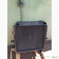 Радиатор водяного охлаждения на Комбайн буряковый РКМ602(Ямз-236)