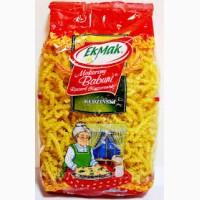 Предлагаем оптом макаронные изделия ТМ EkoMak Makarony Babuni (Польша)