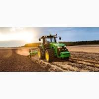 Оказываем услуги вспашки и дисковки почвы
