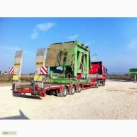 Перевозки негабаритных грузов Ужгород, негабаритные перевозки Ужгород