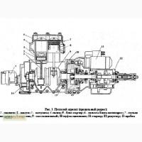 Ремонт двигателя пускового П-23у Т-130, Т-170, ремонт ПД-23 Т-130 Т-170