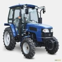 Мини-трактор ДТЗ 5404К с кабиной Гарантия и сервис от завода ДТЗ