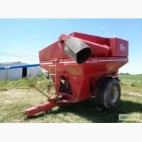 Тракторный прицеп зерновой Бункер-накопитель E-Z Trail 500 (США) 18 м3 б/у цена