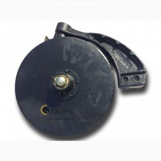 Сошник двухстрочный (БОР сталь)