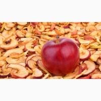 Сухофрукты, яблуко солнца