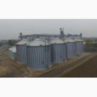 Проектирование и строительство элеватора АРАЙ для зерна под ключ. Элеватор зерновой купить