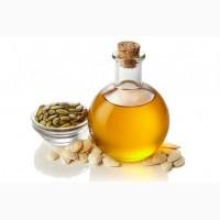 Олія з гарбузового насіння холодного віджиму