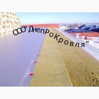 Монтаж и ремонт мембранных крыш в Кропивницком