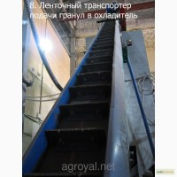 Компания продает линию по производству гранул
