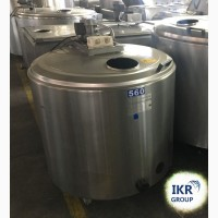 Охладитель молока Б/У ALFA LAVAL на 400, 450 литров открытого типа. Купить в Украине