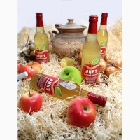Домашній яблучний оцет