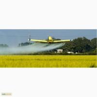 Обработка полей самолётами малой авиации, вся Украина