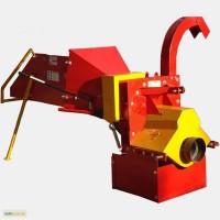 Измельчитель ветвей веток ДТЗ ИВ20 на мини-трактор от завода ДТЗ