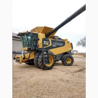 Комбайн CAT Claas Lexion 580