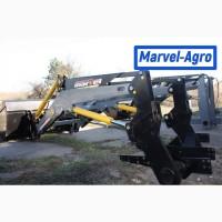 Погрузчик на трактор МТЗ, ЮМЗ, Т 40 - Марвэл 2200 с ковшом 1.8 м