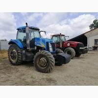 Капитальный ремонт New Holland TG230 TG250 TG285 T8040 T8050 T8020