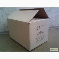 Ящики из картона