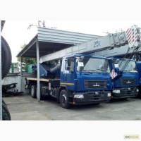 Новый модернизированный автокран КС-55727-С-12 Машека 25 тонн Евро-5