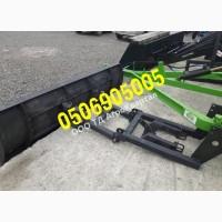 Отвал (лопата) для снега супер качества под МТЗ 80/82