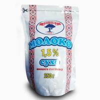 Молоко сухое обезжиренное 1, 5 %
