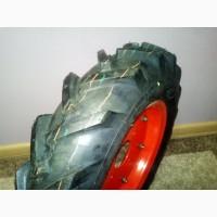 Колесо для мотоблока 4.00-10 Deli Tire (покрышка, диск, камера)