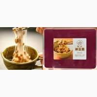 Натто, Темпе, Коджи (для приправ, миссо, соевого соуса, рисового вина) Споры, мицелий