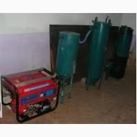 Газ, тепло и электричество из отходов