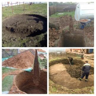 Земляные работы в Броварах