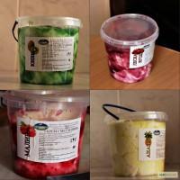 Продам оптом Десерт сметанный с фруктовым вареньем, ТМ Опишнянка