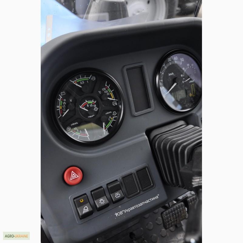 МТЗ 1025: технические характеристики, отзывы, цена, видео.