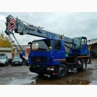 Новый автокран КС-3579-С-02 Машека 15 тонн на шасси МАЗ